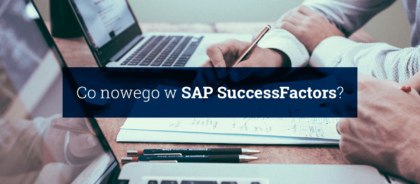 Co nowego w SAP SF